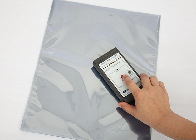 VMPET/CPP,半透明Btree 静電気防止袋